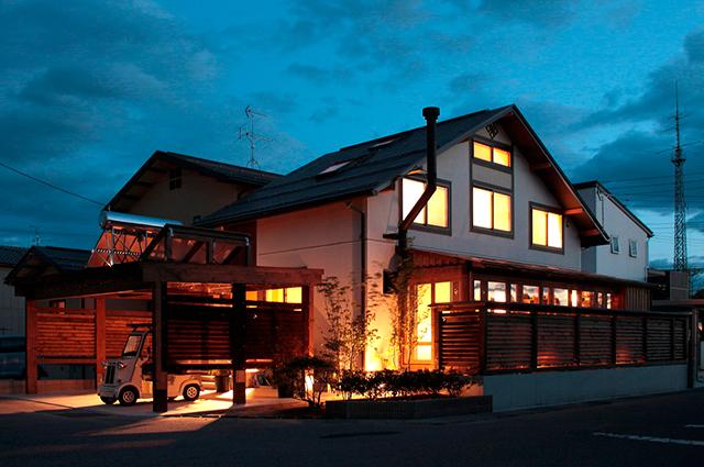 はじめての新築注文住宅・岐阜で家づくり・住み続けるほど、家族のもとに帰りたくなる家