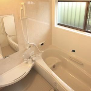 暖かいお風呂と奥様が選んだキッチンで家族の笑顔が100倍になりました! 岐阜・本巣市 施工事例写真