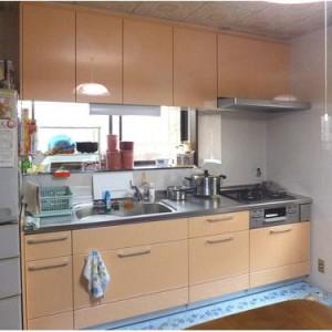 「収納が少なくて片付かないの」 キッチンリフォーム 岐阜・瑞穂市 施工事例写真