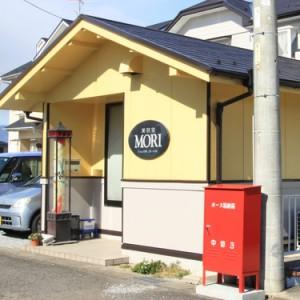 美容室の塗り替え 明るい外観に、笑顔がいっぱいです。岐阜県瑞穂市  施工事例写真