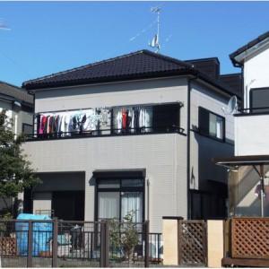 「家の中の暑さがやわらいだ」 岐阜・瑞穂市M様邸 屋根・外壁遮熱塗装成功物語 施工事例写真