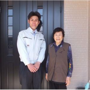 アイフルホームの家 外壁塗装成功物語 岐阜県揖斐川町 施工事例写真