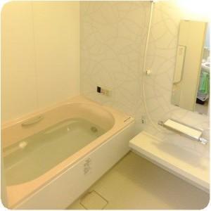岐阜・瑞穂市マンションリフォーム 「心をこめてお風呂のリフォームしていただいた」 施工事例写真