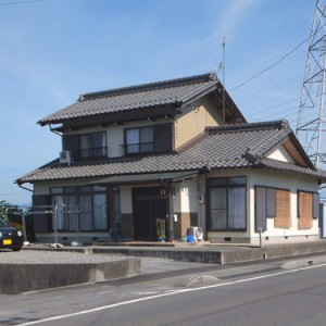 雨漏り修理と同時に外壁のリフォーム 岐阜県瑞穂市H様邸 施工事例写真