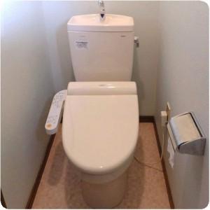 岐阜県瑞穂市トイレのリフォーム成功物語 施工事例写真