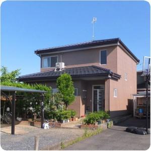 近所の人から「変わったね~。新築みたいやわ。」と言ってもらえるのが嬉しいです。 岐阜県瑞穂市 施工事例写真