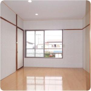 寝室がとてもきれいになって、わくわくしています。 岐阜県瑞穂市本田 施工事例写真