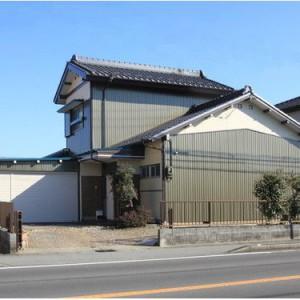 外壁を張り替えて、若い頃の、この家を建てた時を思い出しました。 岐阜県瑞穂市 施工事例写真