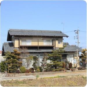普段は見えないところまで手直ししてもらい、喜んでいます。 岐阜・瑞穂市外装リフォーム 施工事例写真