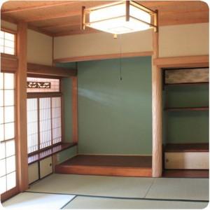 職人さんは、気のいい人たちばかりで安心でした。 岐阜・瑞穂市和室リフォーム 施工事例写真
