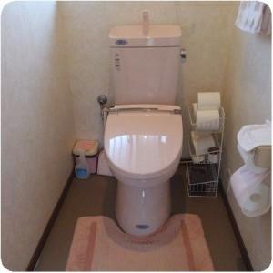 寒い・掃除が大変・危ないを解消 岐阜県瑞穂市トイレリフォーム 施工事例写真