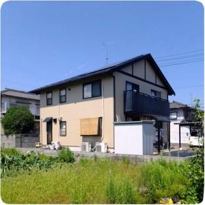 ミサワホームの家塗り替え 「すごくきれい、家族みんなで喜んでます」 岐阜・本巣市 施工事例写真