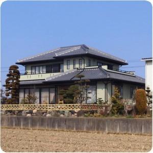 安心できる職人による塗装 岐阜県瑞穂市 施工事例写真