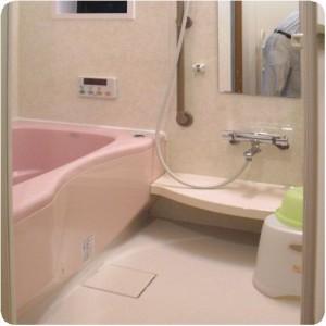 低くて狭かったお風呂をリフォーム、暖かくて明るくなりました 岐阜県瑞穂市 施工事例写真