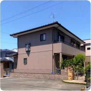 瑞穂市本田 柴山様邸 ご夫婦のやさしい雰囲気を家からも感じていただきたい 施工事例写真