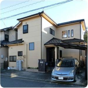 「ご近所での仕事を見て安心だと思った!」 岐阜シリコン塗装成功物語 施工事例写真