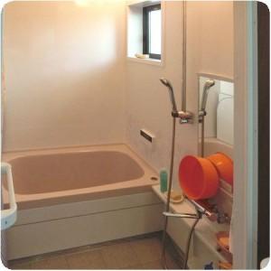 老後に備えて、安心お風呂リフォーム 施工事例写真