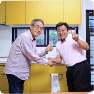 娘一家が帰ってくるのでキッチンを増築したい 岐阜・瑞穂市 施工事例写真