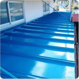 穴が開く前に。トタン屋根の塗装成功物語  岐阜県瑞穂市 施工事例写真