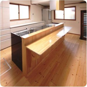「築65年の古民家ですが家事の負担を減らせますか」 岐阜県岐阜市 施工事例写真
