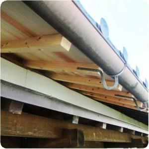 台風で雨が漏れるように。屋根と瓦の修理をお願いします 岐阜県瑞穂市 施工事例写真
