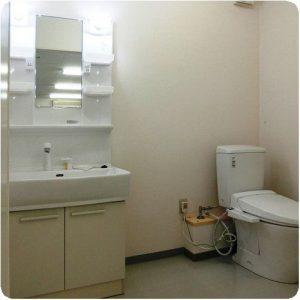 2階に新しいトイレと洗面所が欲しい 岐阜県岐阜市 施工事例写真