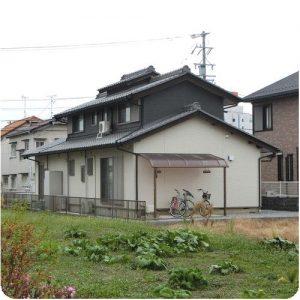 まるで新築!外観を一新 岐阜・北方町リノベーション 施工事例写真